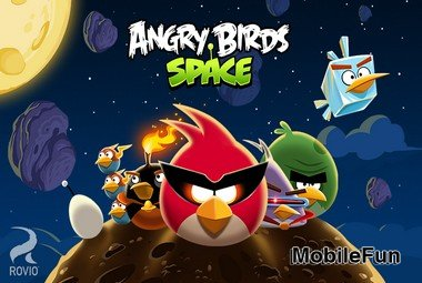 Злые Птицы: Космос (Angry Birds Space)