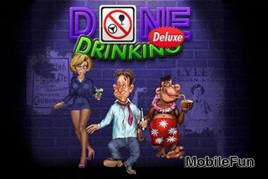 Пьяница (Done Drinking Deluxe)
