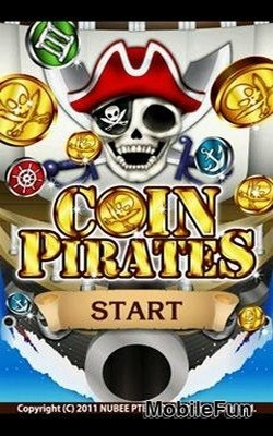 Coin Pirates (Монеты Пиратов)