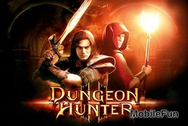 Dungeon Hunter 2 (Охотник подземелья 2)