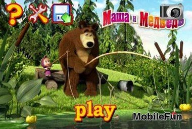 Masha and the Bear: Puzzles (Маша и Медведь: Пазлы)