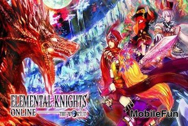 Elemental Knights: Online RED (Рыцари Стихий: Онлайн)