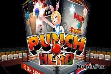 Punch Hero (Удар Героя)