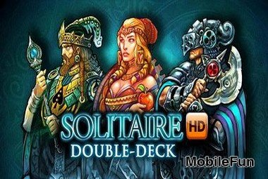 Solitaire Double: Deck HD (Солитер)