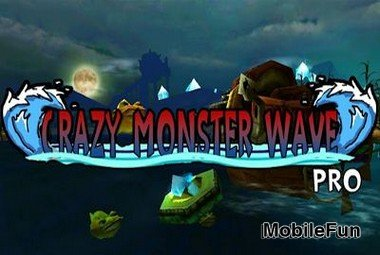 Crazy Monster Wave (Безумные Чудовища Морей)