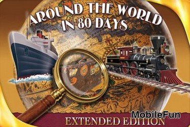 Around the World in 80 Days (Вокруг Света за 80 Дней)