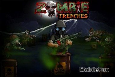 Zombie Trenches Best War Game (Зомби Траншеи)