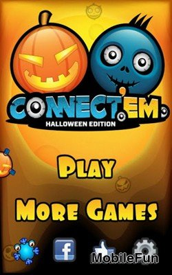 Connect'Em Halloween (Соедини их Хэллоуин)