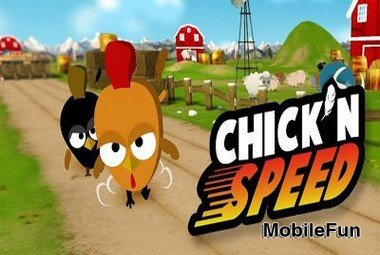 Chick'n Speed (Гонки Циплят)