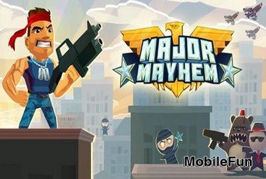 Major Mayhem