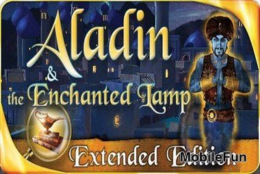 Aladin and the Enchanted Lamp (Аладин и Волшебная Лампа)