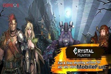 Crystal Hunter (Кристальный охотник)