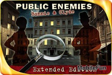 Public Enemies: Bonnie & Clyde. Extended Edition HD (Враги народа: Бонни и Клайд)