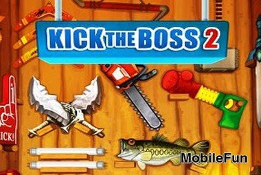 Kick the Boss 2 (17+) (Побей босса 2)