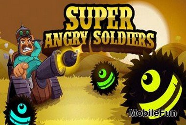Super Angry Soldiers (Супер Злые Солдаты)