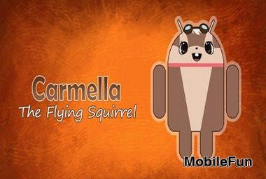Carmella the Flying Squirrel (Кармелла: Летающая белка)
