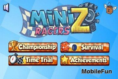 Mini Z Racers (Мини З Гонки)