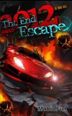 2012 The END: Escape (2012 Конец: Побег)