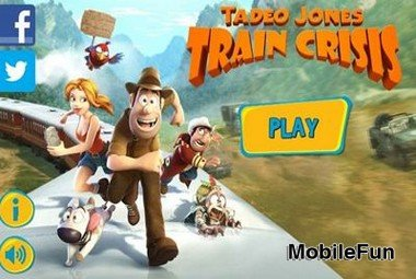 Tadeo Jones: Train Crisis Pro (Тадео Джонс: кризис поездов)
